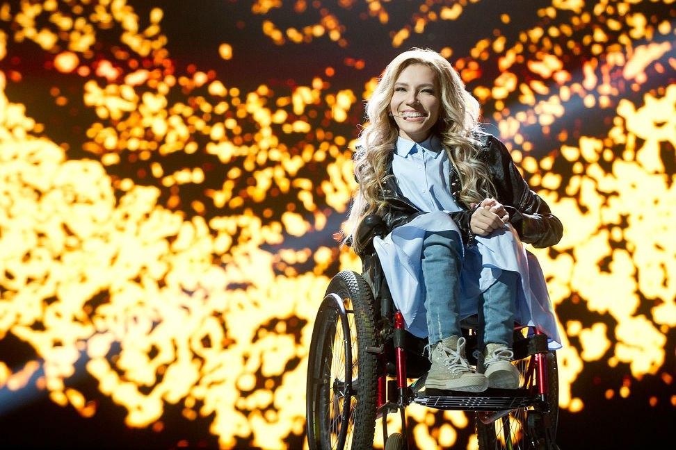 На фото: певица Юлия Самойлова