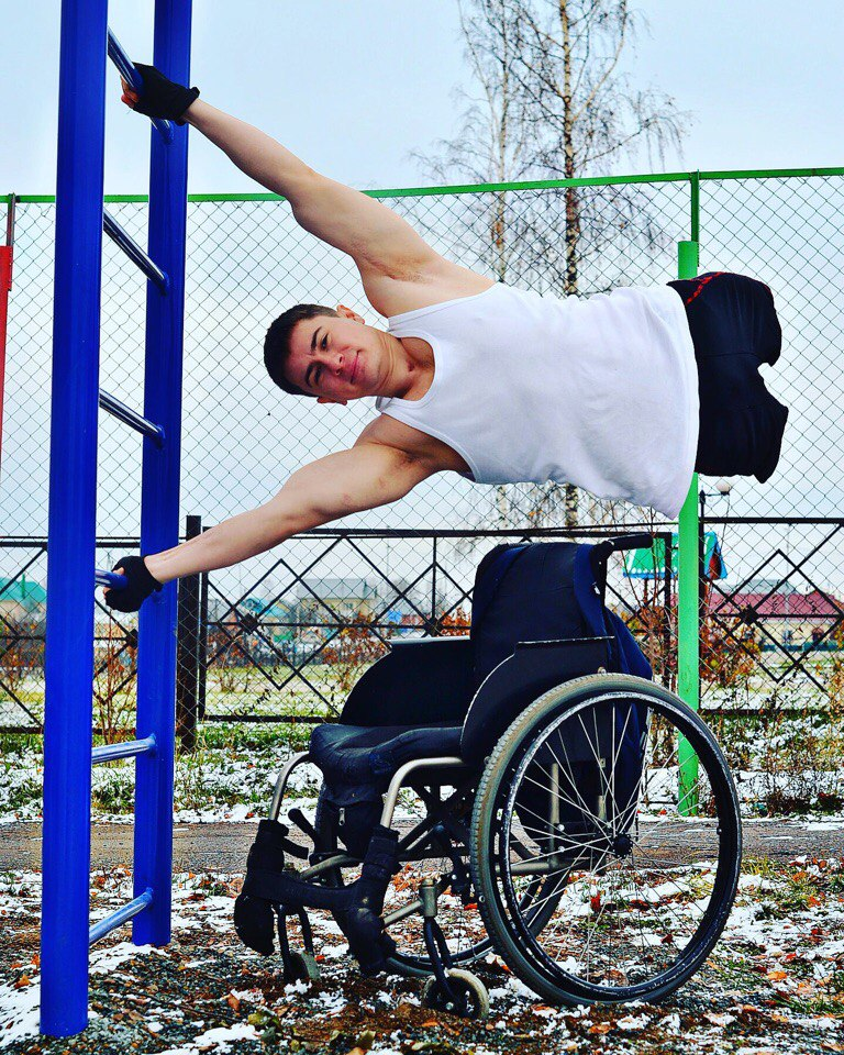 Рустам Набиев. Фото