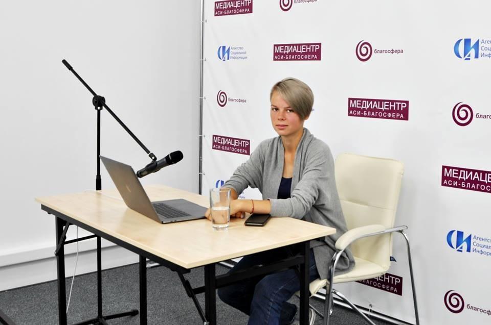 """Фото: Анастасия Егорова -- корреспондент """"Новой газеты""""."""