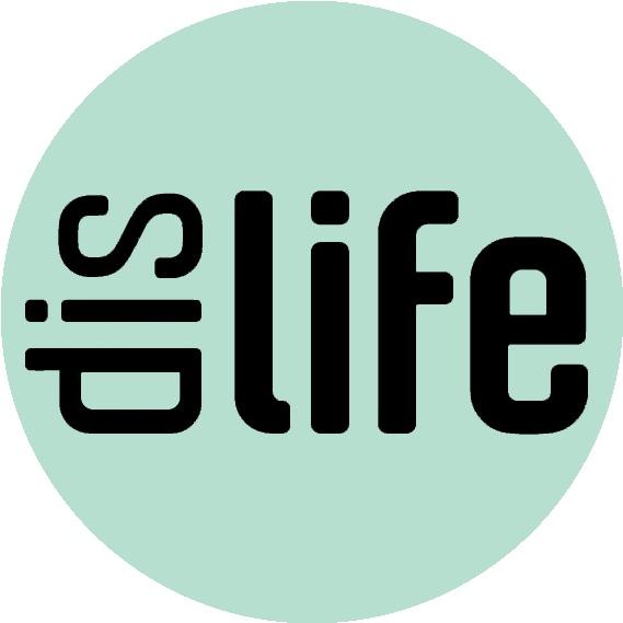Логотип Dislife